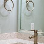 Chadwick Drive Master Bath Remodel Contemporary
