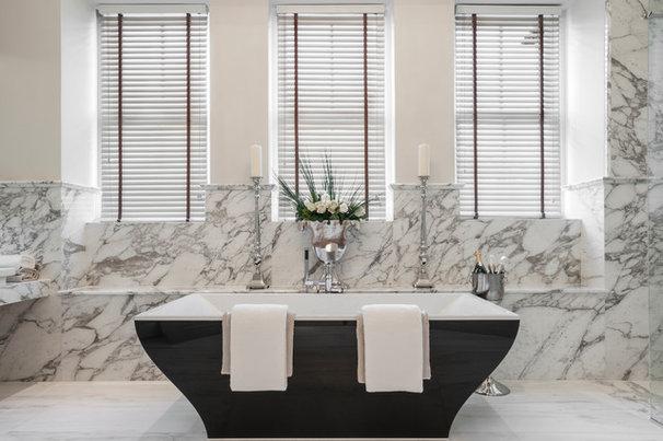 Traditional Bathroom by Alexander James Interiors