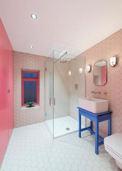 contemporaneo stanza da bagno by alexander owen architecture