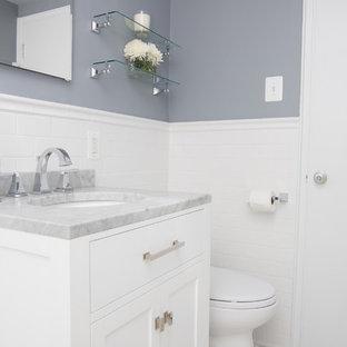 Small Grey Bathroom Houzz