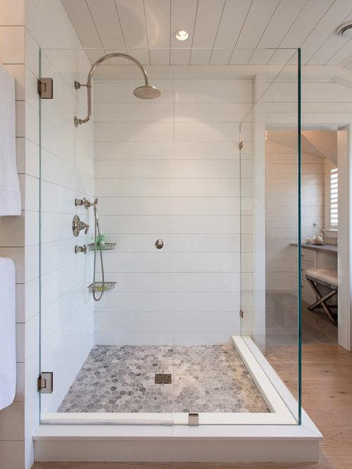 maritime badezimmer ideen beispiele f r die. Black Bedroom Furniture Sets. Home Design Ideas