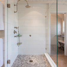 Beach Style Bathroom by Jonathan Raith Inc.
