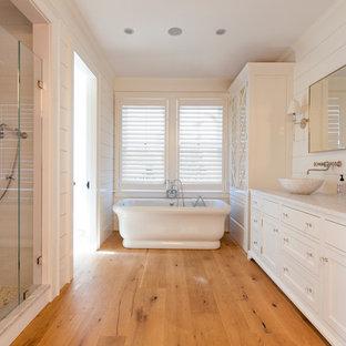 Wood Floor Bathroom >> Wood Flooring In Bathroom Houzz