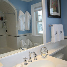 Traditional Bathroom by Lindquist and company, Kitchens and Baths