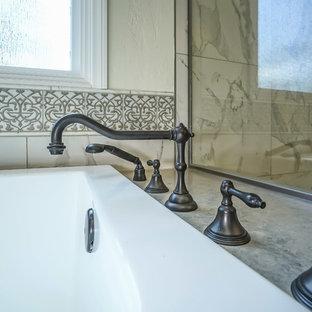 Close Up - Tub Faucets.