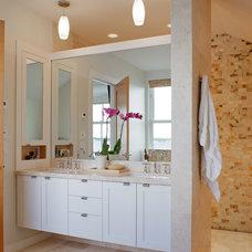 Contemporary Bathroom by Kate Jackson Design