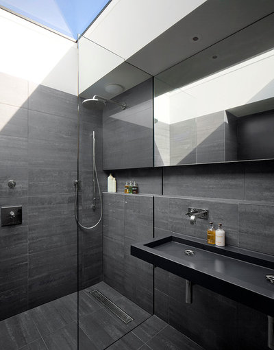 Contemporary Bathroom by Mulroy Architects