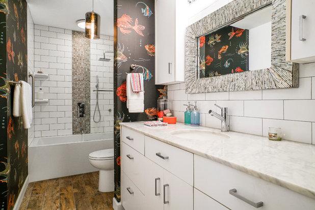 Contemporary Bathroom by Chroma Home