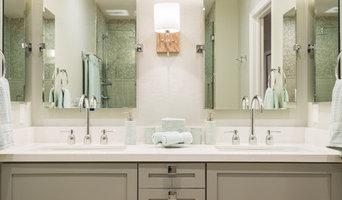 Coastal Contemporary Bathroom