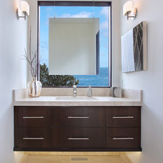 Contemporary Bathroom by Studio 6 Architects
