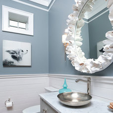 Beach Style Bathroom by In Detail Interiors
