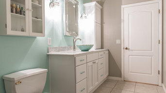 Coastal Guest Bathroom