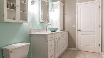 Coastal Guest Bathroom