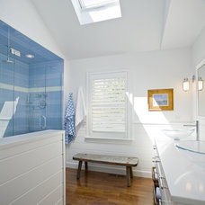 Contemporary Bathroom by Michael McKinley and Associates, LLC