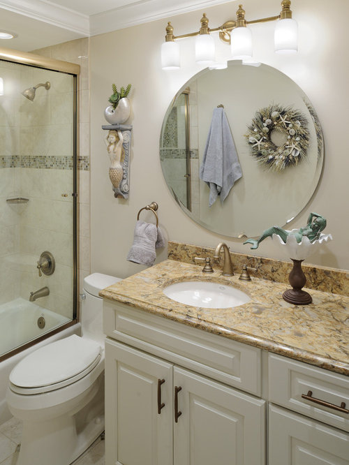Beach Style St Louis Bathroom Design Ideas Remodels Photos