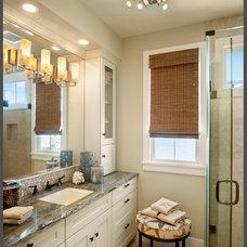 Traditional Bathroom by Gacek Design Group, Inc.