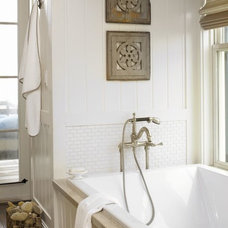 Beach Style Bathroom by Michael G Imber, Architects