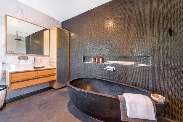 Contemporary Bathroom by Guest Designs