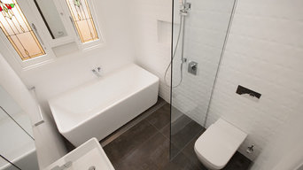 Coburg Bathroom Renovation - The Inside Project
