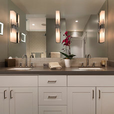 Contemporary Bathroom by Christopher Hoover - Environmental Design Services