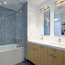 Contemporary Bathroom by jones   haydu