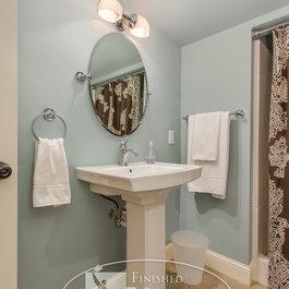 Light Blue Walls Bathroom Design Ideas Pictures Remodel