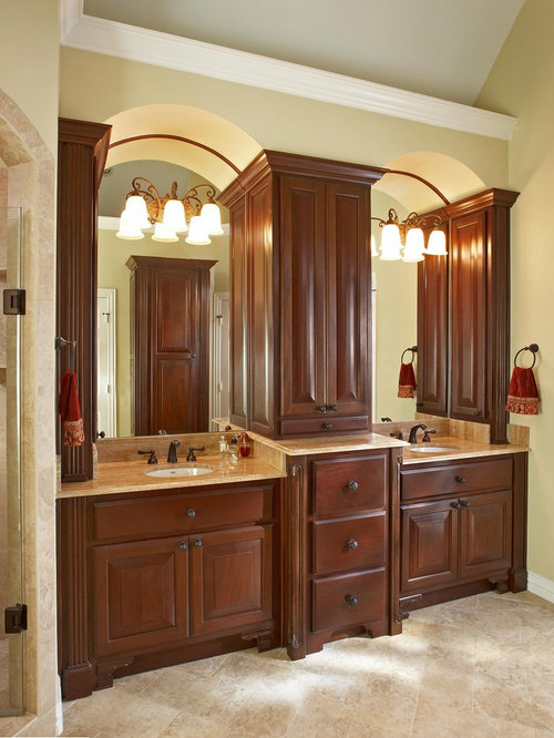 vanity side cabinets houzz