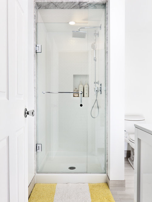 Small Showers For Small Bathrooms small shower | houzz