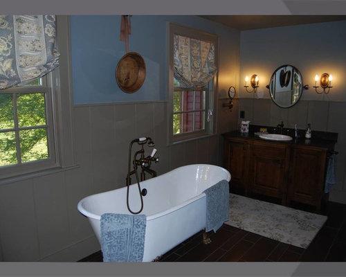 Farmhouse french country bathroom design ideas pictures for French farmhouse bathroom ideas