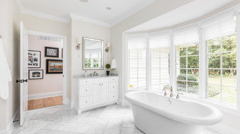 Colonial Whole Home Renovation | Indianapolis