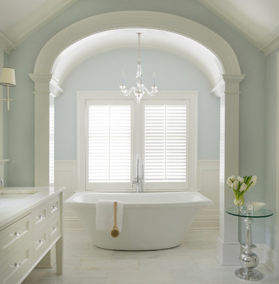 Traditional Bathroom by Titus Built, LLC