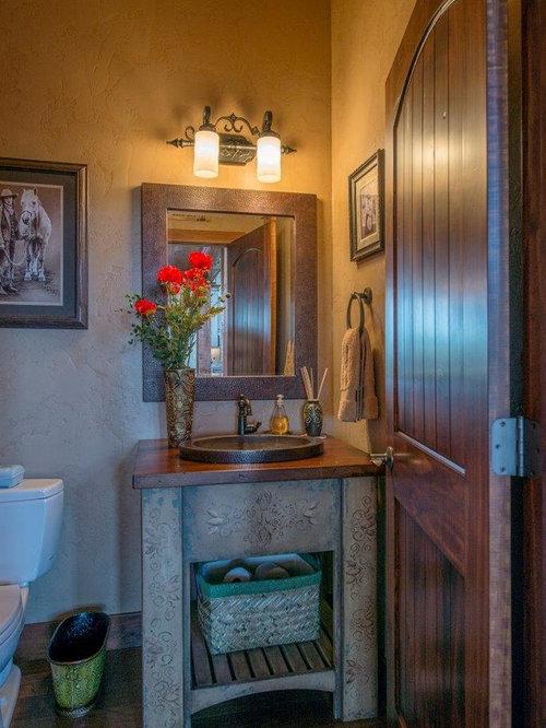 Small Bathroom Toilet   Houzz