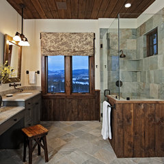 contemporary bathroom by Bulhon Design Associates