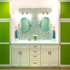Contemporary Bathroom by Olamar Interiors
