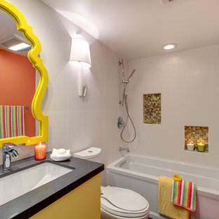 Colorful Composition Whole Home Remodel