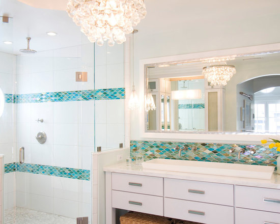 accent tile | houzz