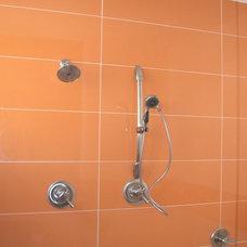 Modern Bathroom by Instinctive Design