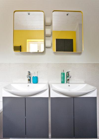 Superb Modern Bathroom by InStil Design Limited