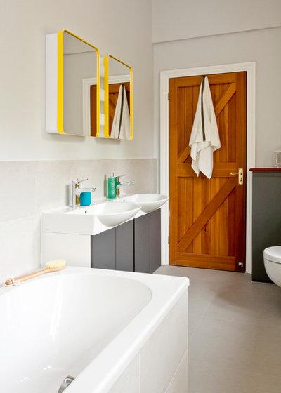 Modern Bathroom by InStil Design Limited