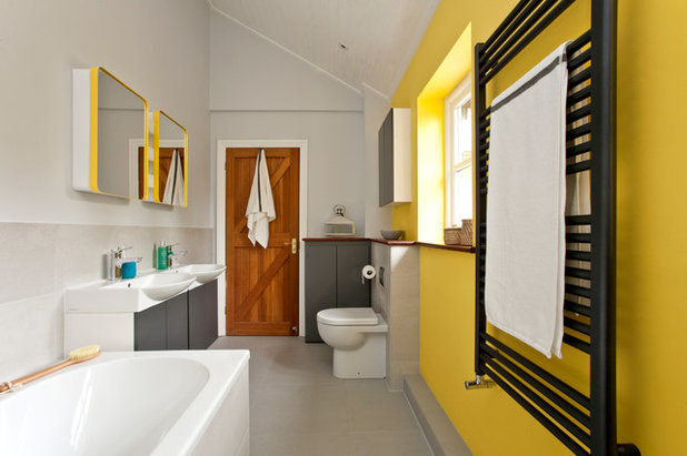 Contemporary Bathroom by InStil Design Limited