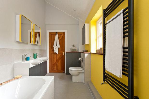 Современный Ванная комната by InStil Design Limited