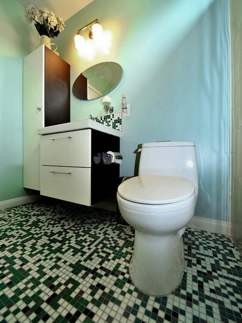 Retro Modern Bathroom Ideas Pictures Remodel And Decor