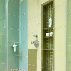 Contemporary Bathroom by Templer Interiors