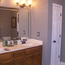 Bathroom by Counter Dimensions