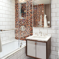 Contemporary Bathroom by Dan Ruhland Designs LLC