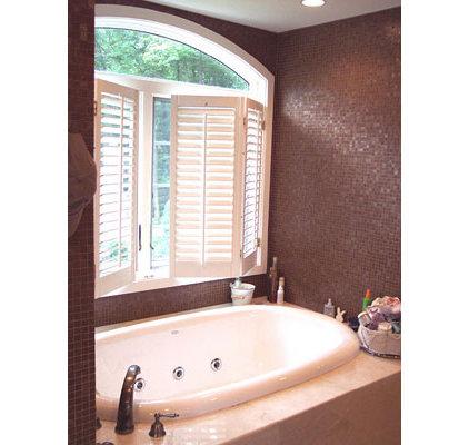 Traditional Bathroom by Colvin Design