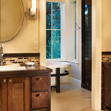 Contemporary Bathroom by Gerber Berend Design Build, Inc.