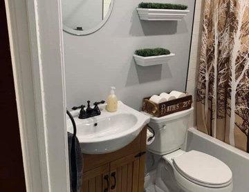 Compact Bathroom