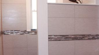 Compact Bathroom Re-creation