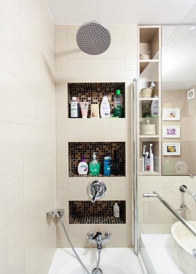 Contemporary Bathroom by Black Fox Interiors